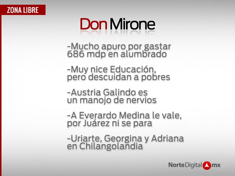 -Mucho apuro por gastar 686 mdp en alumbrado - NorteDigital.mx