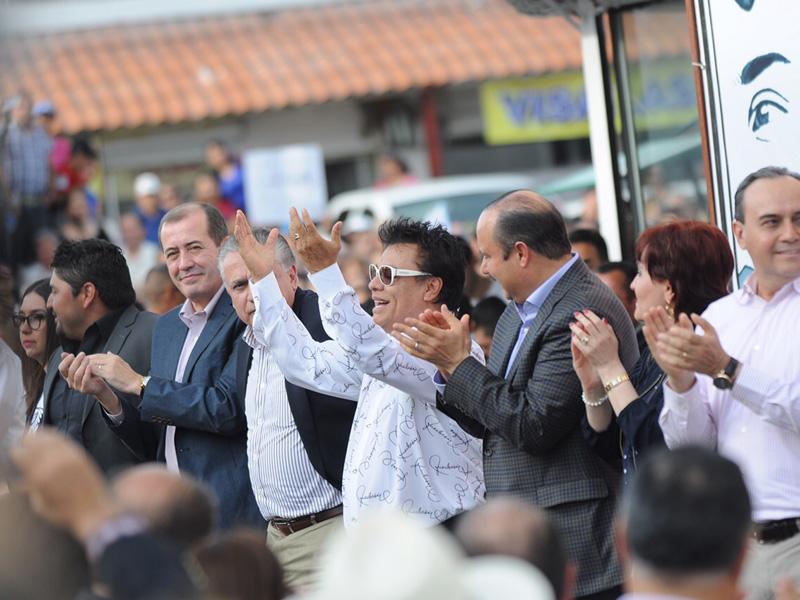 Concluye Homenaje A Juan Gabriel Con Inauguraci N Del