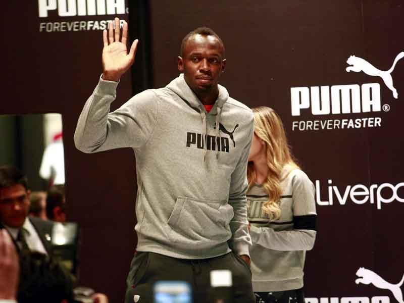 Usain Bolt confirma que dejará el atletismo para jugar fútbol