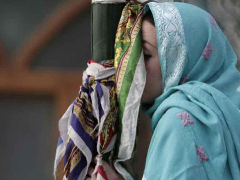 Hombre le corta la nariz a su esposa en Afganistán