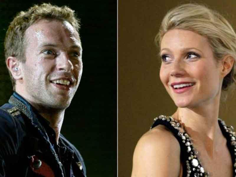 Chris Martin firma papeles de divorcio de Gwyneth