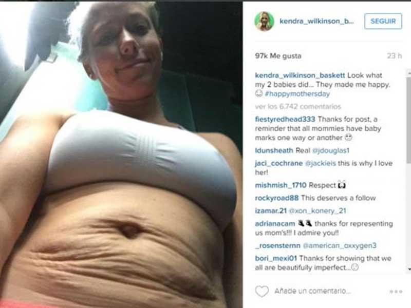 Kendra Wilkinson - Sexy Modelos Famosas