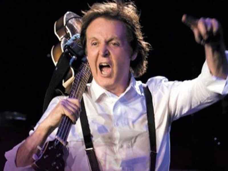 Paul McCartney demanda a Sony por derechos de autor
