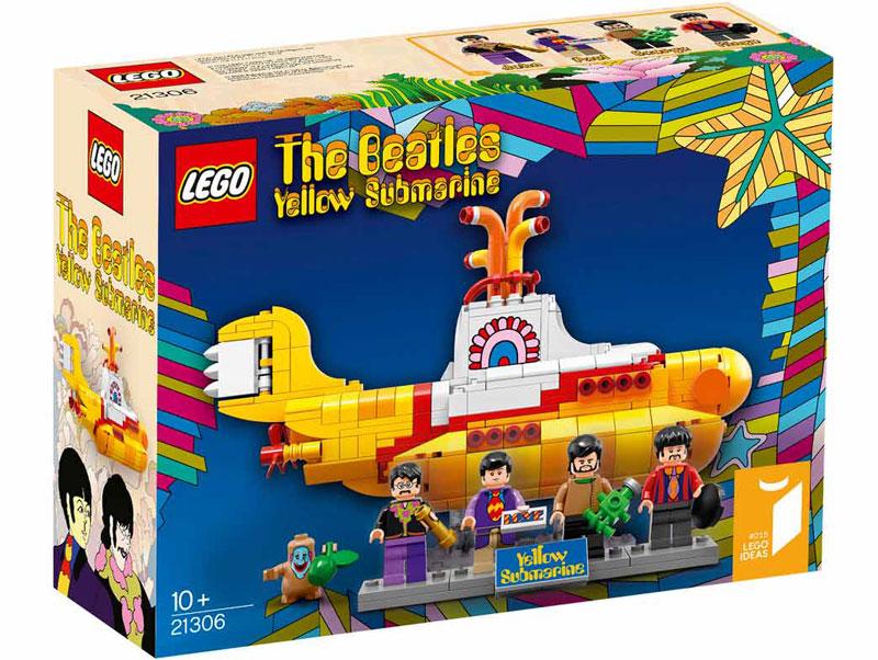 Lego lanza set de