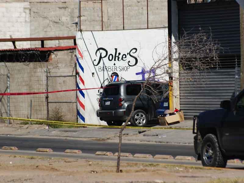 Asesinan a 5 personas dentro de estética en Ciudad Juárez