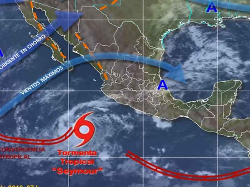 Continuarán las bajas temperaturas en Oaxaca por frente frío cuatro