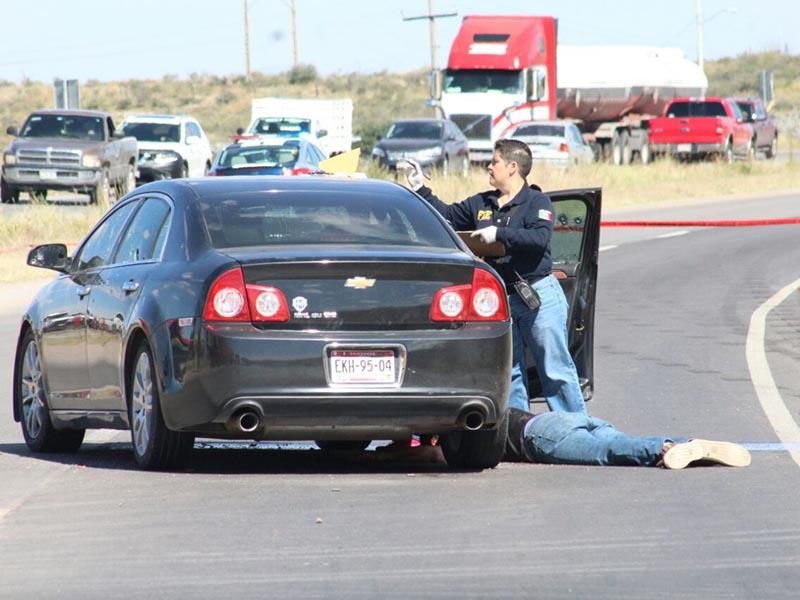 Asesinan a balazos a 4 personas en Chihuahua