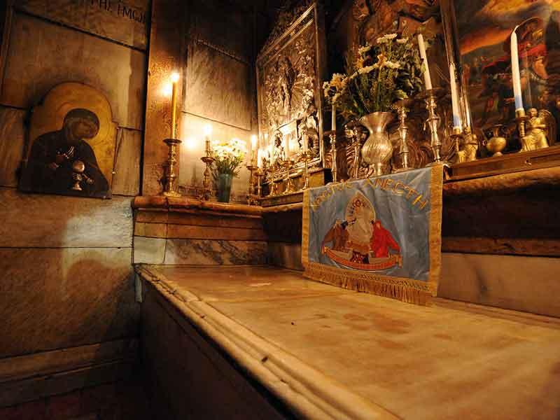 Revelarán forma original de la tumba de Jesucristo