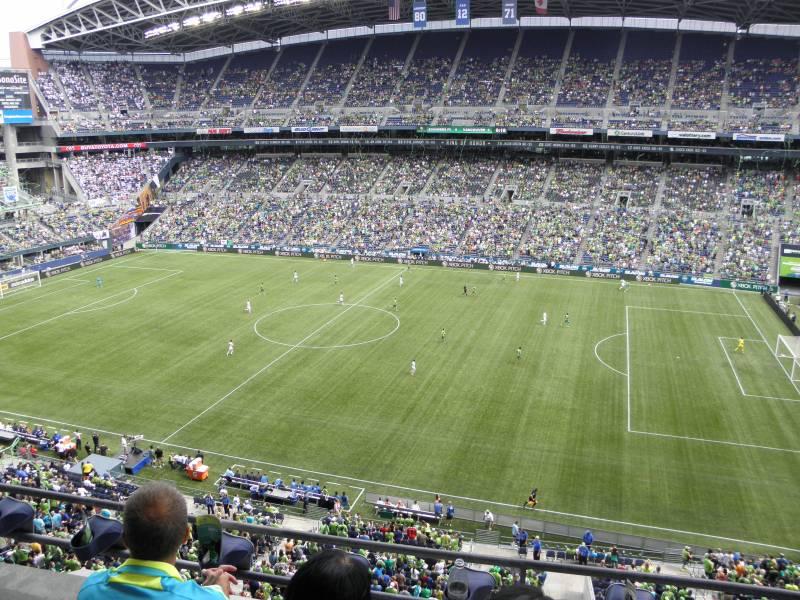 Román Torres le da el título al Seattle Sounders