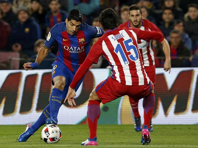 Luis Suárez suspendido por dos partidos, se pierde la final