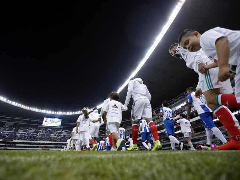 Estados Unidos propina dolorosa derrota 6-0 a la Honduras de Pinto