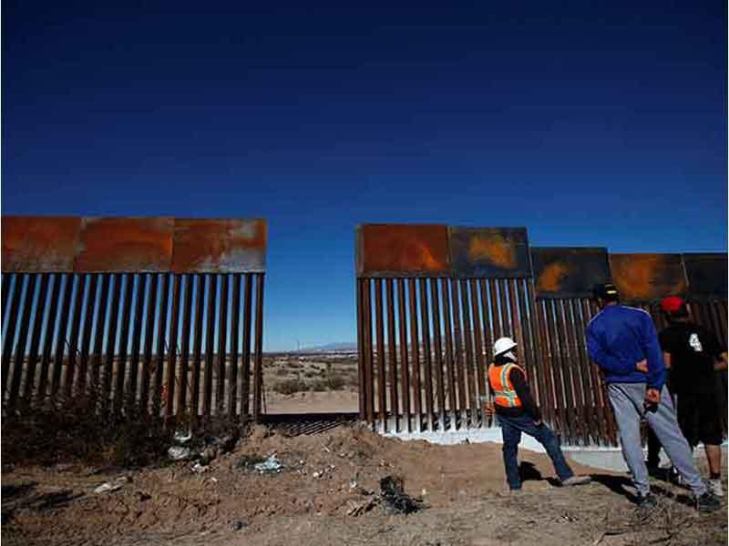 Ve Cemex oportunidad de crecimiento en EU con construcción de muro fronterizo