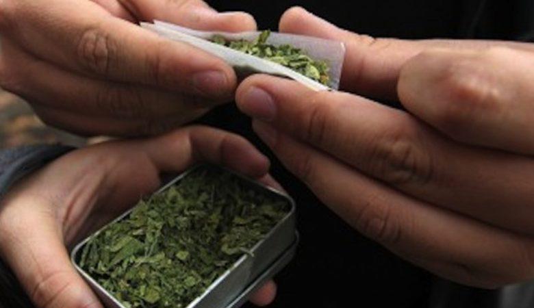 mariguana; consumo