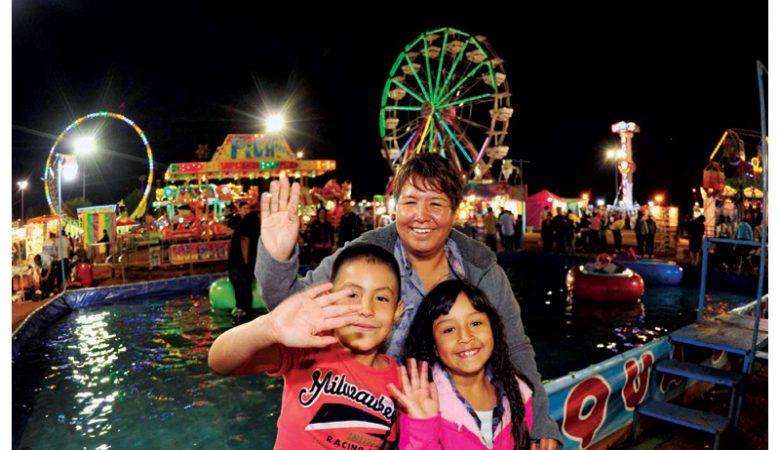 Feria Juárez; disneylandia