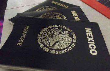 fraude en pasaportes