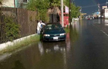 inundaciones; basura