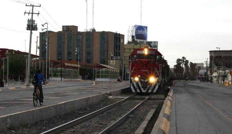 Cruces por tren migrantes