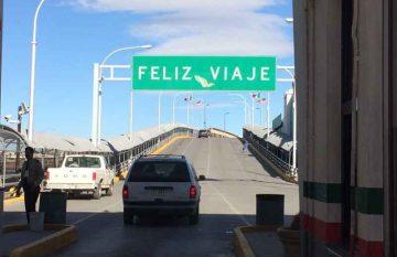 Frontera de México y Estados Unidos