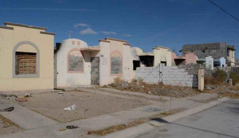 Despojos de casas por parte del Infonavit