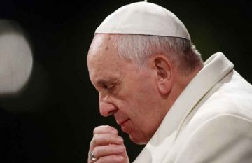 Papa Francisco envió un mensaje al presidente Joe Biden