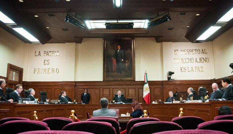 La Suprema Corte de Justicia de la Nación (SCJN) dictaminó la Federación debe volver a reuniones de seguridad con Estado de Chihuahua