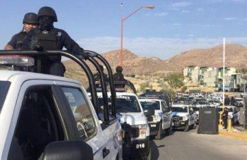 secuestradores; Policías, seguridad pública