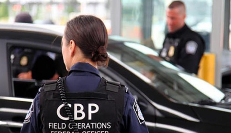 narcóticos; CBP