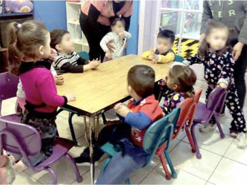 Si hay seguridad para niños, funcionarán estancias infantiles