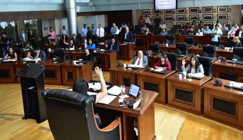 plurinominales; Congreso del Estado