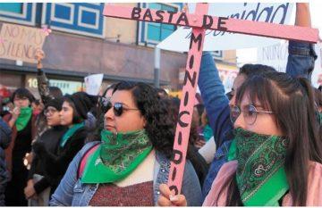 Feminicidios en Chihuahua