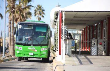 sistema de cobro del BRT