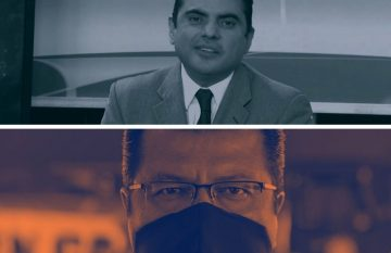 Armando Cabada y Héctor González