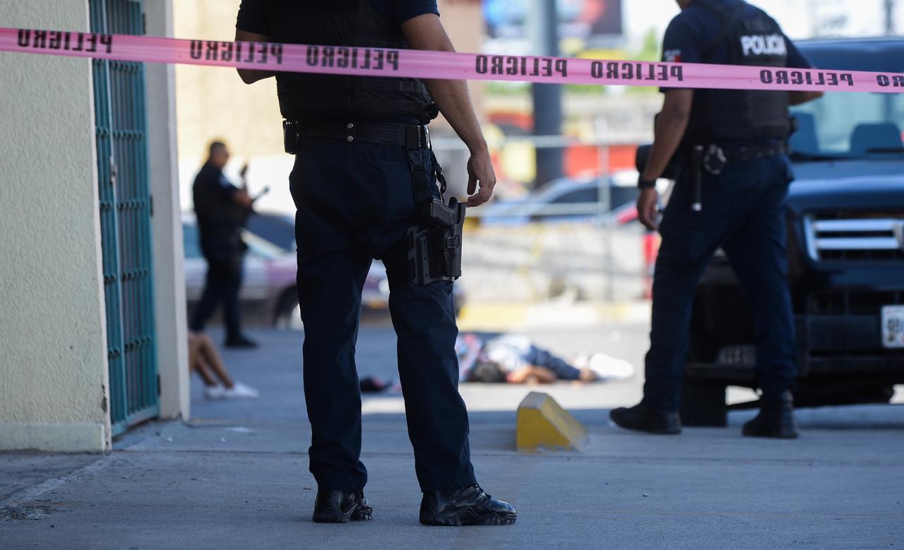 Personas asesinadas