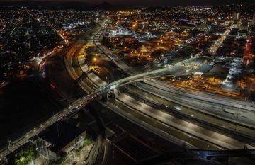 Puentes internacionales Juárez El Paso
