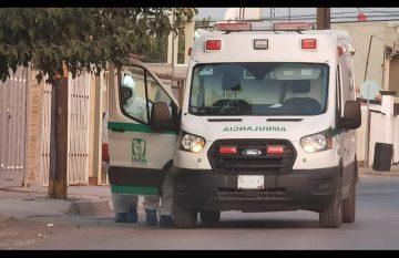ambulancia y paramédicos