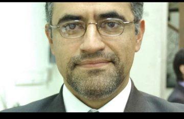 Presidente del IEE, Arturo Meraz