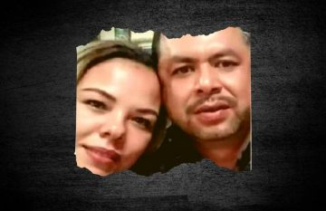 Jessica Silva y Jaime Torres