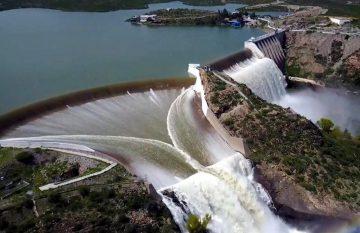 presa, crisis del agua