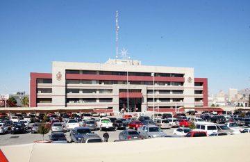 Presidencia municipal, hogar del Municipio de Juárez