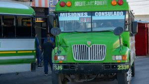 Unidad de transporte público