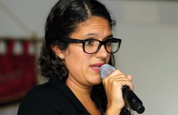 Bertha Alcalde, superdelegada federal