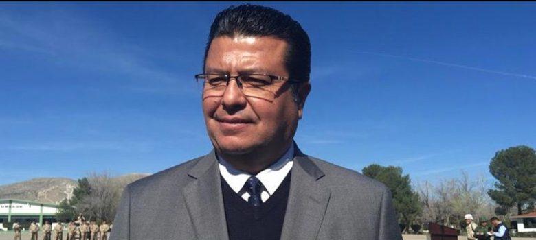 Armando Cabada, alcalde sometido a la revocación de mandato