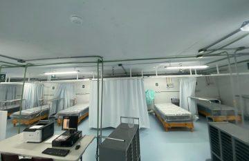 Colchones para hospital