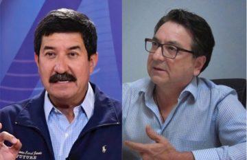 Javier Corral y La Coneja
