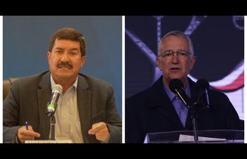 Javier Corral y Ricardo Salinas Pliego
