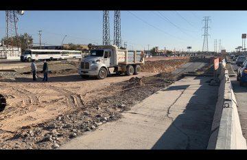 Obras no prioritarias en Las Torres