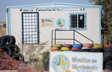 Centro comunitario Manitas en Movimiento