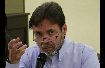 Antonio Pinedo, excoordinador de Comunicación Social estatal
