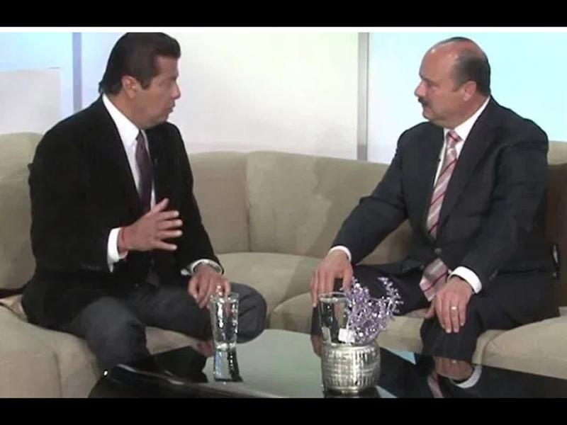 Armando Cabada y César Duarte, implicados en el desvío de millones de pesos a través de la nómina secreta