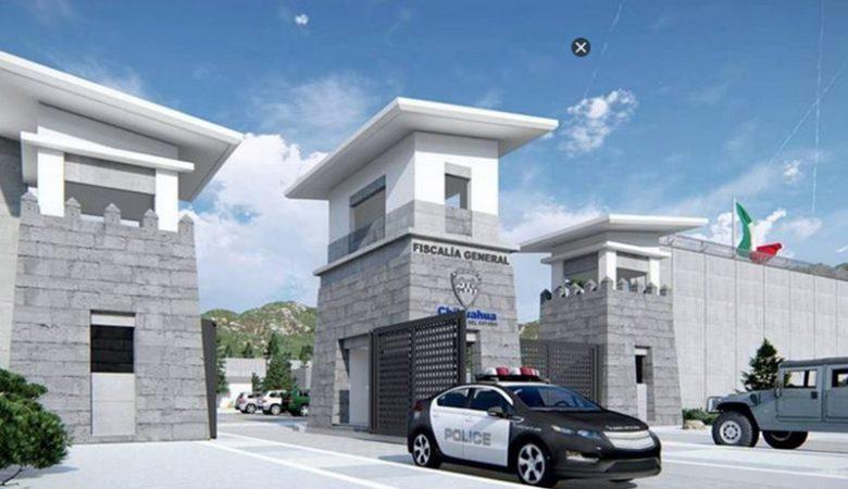 Render de uno de los centros regionales de seguridad